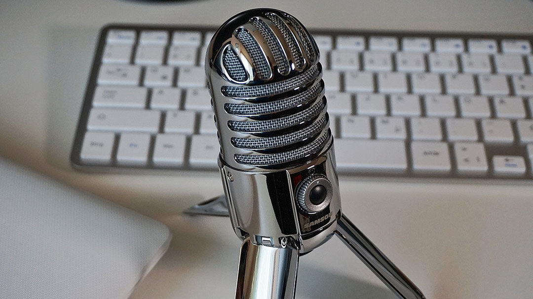 Blogging or Podcasting?