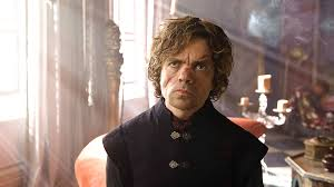 Tyrion Lannister from George R.R. Martin's Game of Thrones